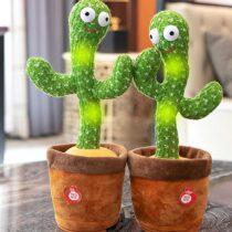 Dancing Cactus Plush Toy, Singing Cactus Toy, Shake Dance Electronic Toy, Cactus Doll, Cactus Doll, Electronic Shake, Cute Dance Toy
