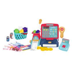 Cash Register Toys Set